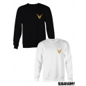 BONNIE and CLYDE crewneck sweatshirt ★ the Golden Collection  ★