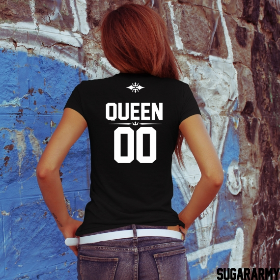 QUEEN t-shirt | Custom Number
