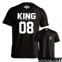 KING t-shirt ★ the ROYALTY collection ★