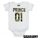 Prince 01 camouflage baby print
