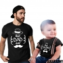 BEST DAD EVER,  BEST SON EVER Matching Dad Son T-shirts