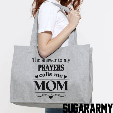 THE ANSWER TO MY PRAYERS BAG
