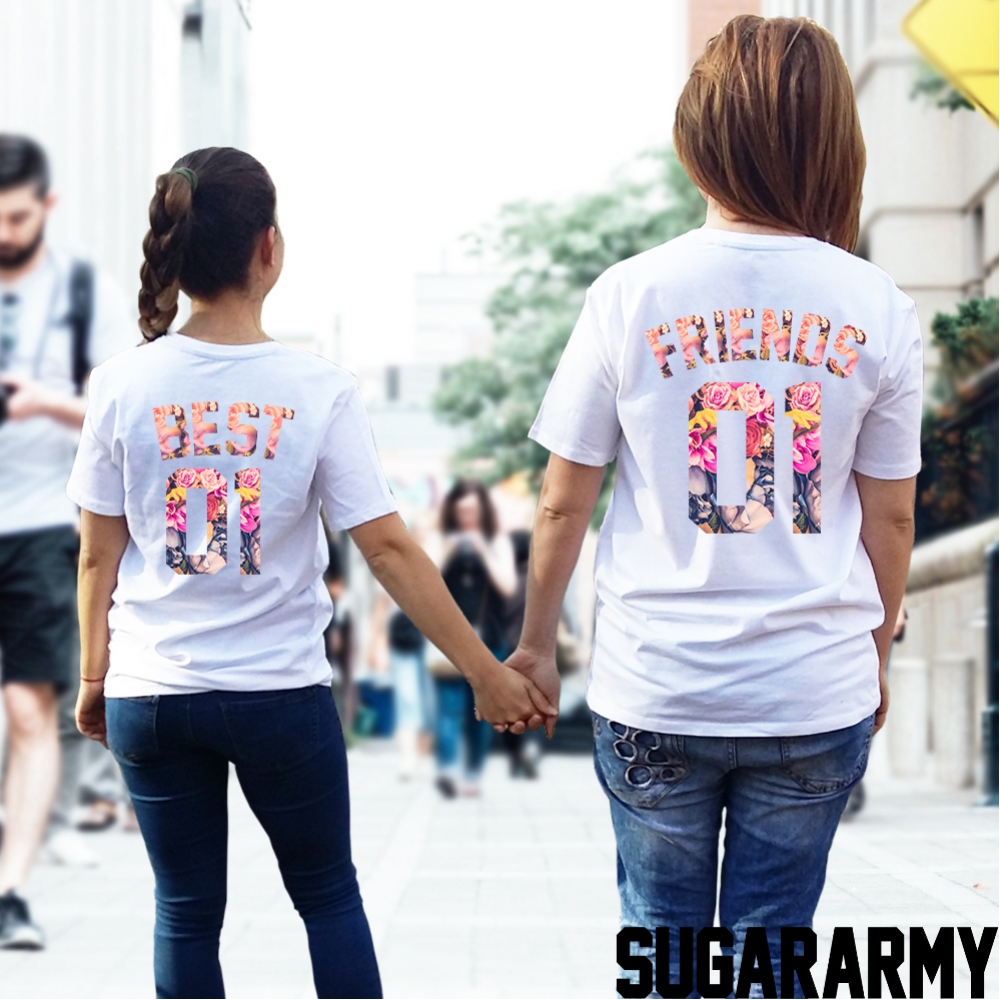 3592ed6e2 BEST FRIENDS 01 t-shirts