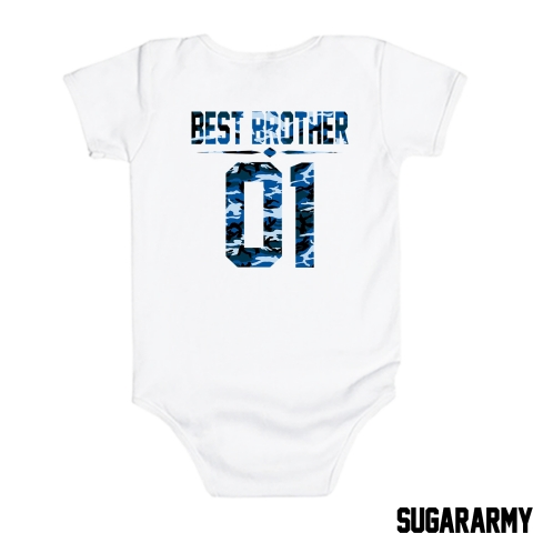 BEST BROTHER BLUE CAMOUFLAGE