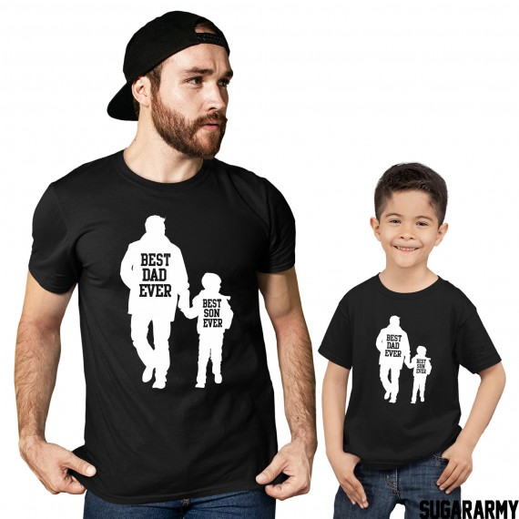 Best Dad Ever, Best Son Ever - Father & Son Outfit