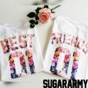 BEST FRIENDS 01 t-shirts