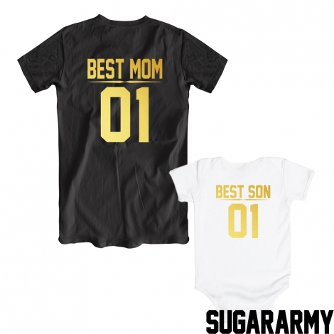 BEST MOM BEST SON FAMILY PACK