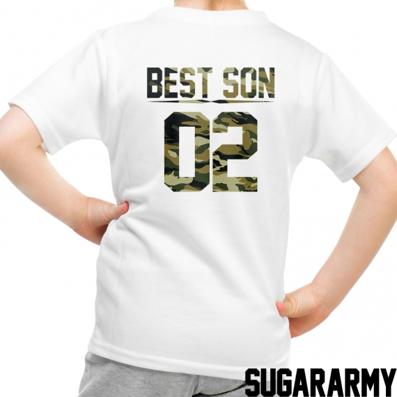 BEST SON 02 camouflage print
