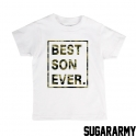 BEST MUM EVER • BEST SON EVER • GREEN CAMOUFLAGE PACK