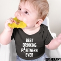 BEST DRINKING PARTNERS EVER - Dad & Son T-shirts