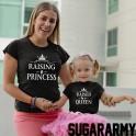 Raising a Princess & Raised by a Queen