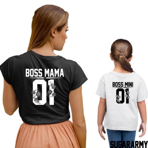 BOSS MAMA & BOSS MINI set