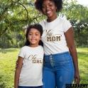 CHIC MOM & CHIC GIRL Set - Leopard Print