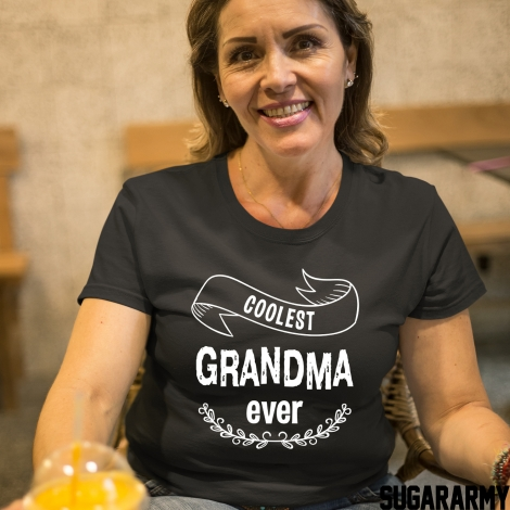 COOLEST GRANDMA EVER T-SHIRT