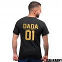 MAMA, DADA, MINI Family Set | Golden Edition