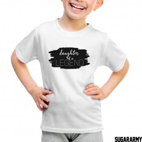 DAUGHTER of a LEGEND t-shirt/bodysuit