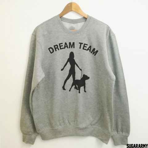 DREAM TEAM PITBULL SWEATSHIRT