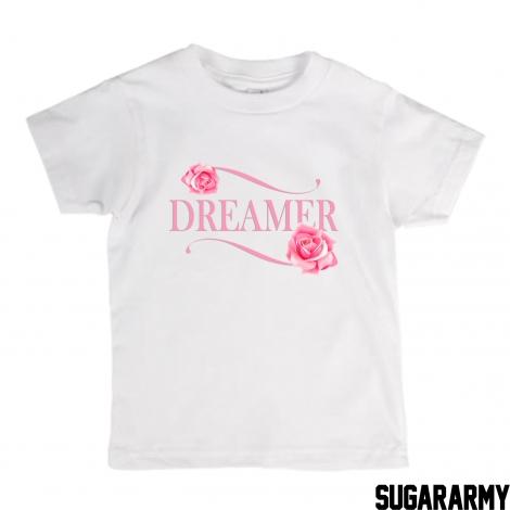 DREAMER PINK T-SHIRT
