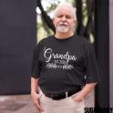 GRANDPA EST.  T-shirt