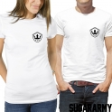 ROYALTY KING and QUEEN couples t-shirts ★ CUSTOM NUMBER ★
