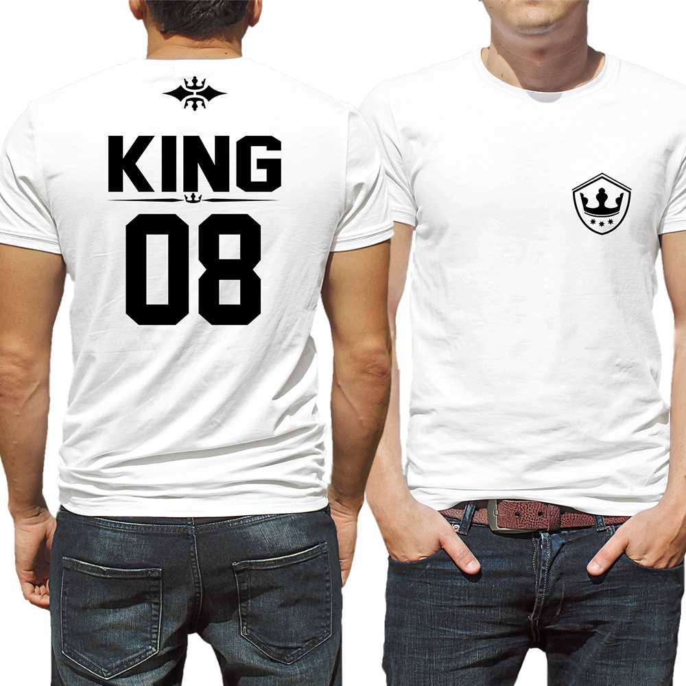 King T Shirt The Royalty Collection Sugararmy