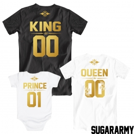 King, Queen, Prince | Golden text