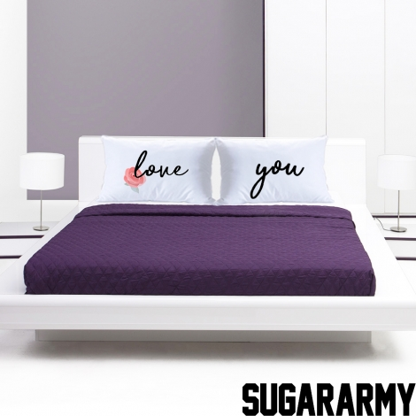 Love You Pillowcases