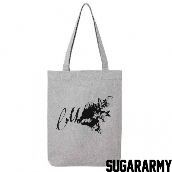 MOM BUTTERFLY TOTE BAG