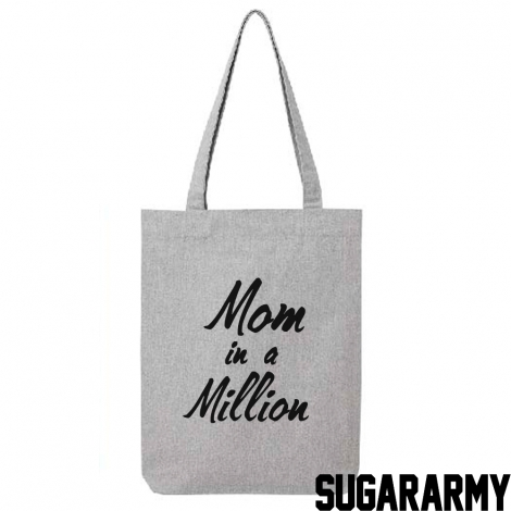 MOM in a MILLION Tote Bag