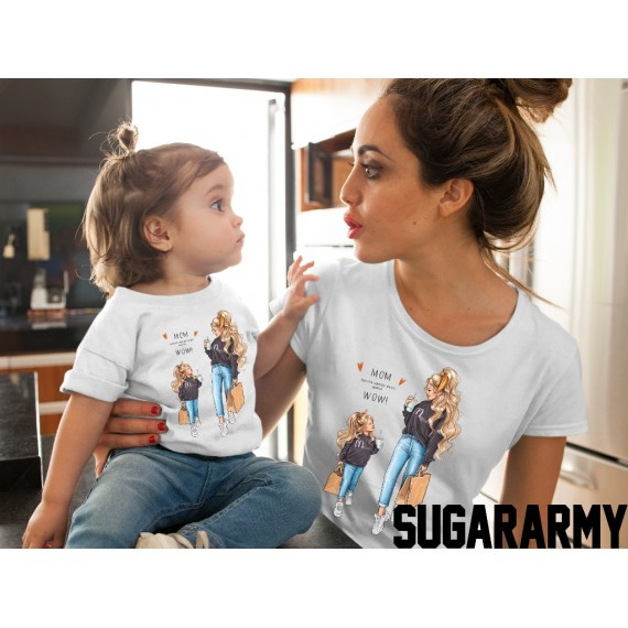 Mommy Daughter Shopping Partners Set