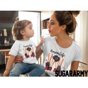 Momlife Cute Mother Daughter Outfit