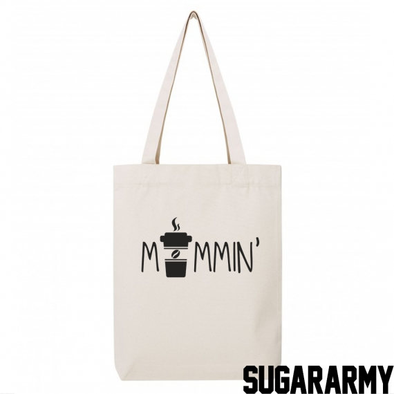 Mommin Tote Bag