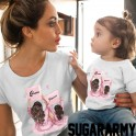 Queen Princess Mom Daughter Matching Outfit