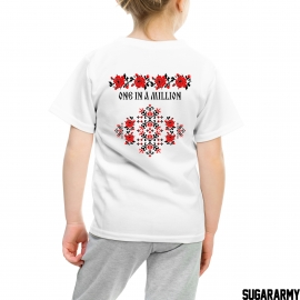ONE IN A MILLION child t-shirt