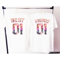 BEST FRIENDS 01 t-shirts