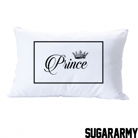 PRINCE pillowcase