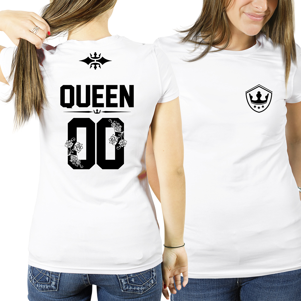 Queen T Shirt The Royalty Collection Sugararmy