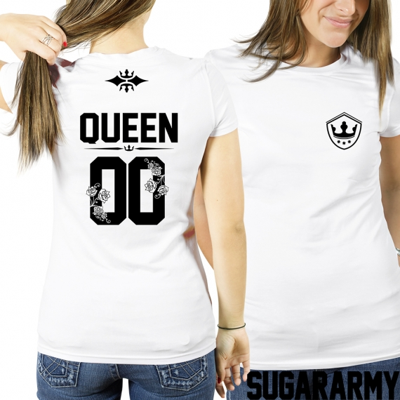 QUEEN t-shirt ★ the ROYALTY collection ★