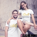 KING & QUEEN ROYAL T-SHIRTS