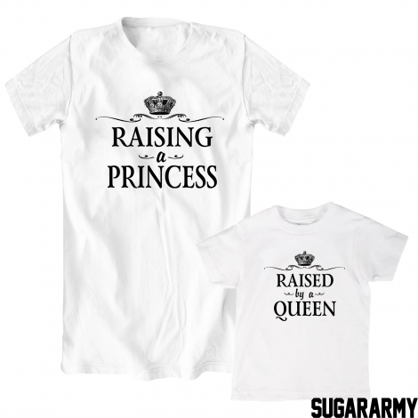 RAISING a PRINCESS ♥ RAISED by a QUEEN