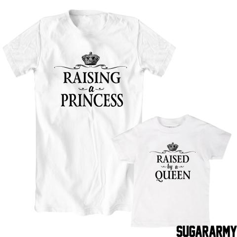 RAISING a PRINCESS ♥ RAISED by a QUEEN