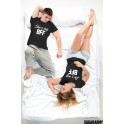 She's My BFF / He's my BFF - COUPLE T-SHIRTS