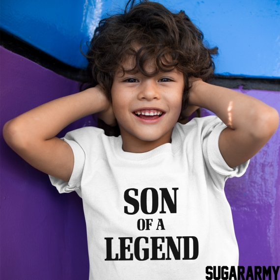 SON OF A LEGEND t-shirt/bodysuit