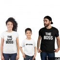 THE BOSS, THE REAL BOSS and BOSSING Family Set