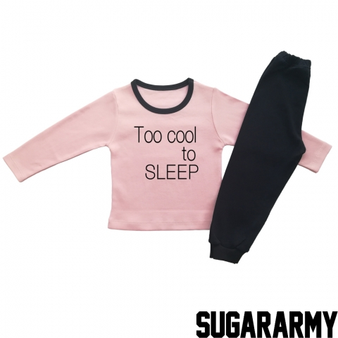 TOO COOL TO SLEEP - PINK