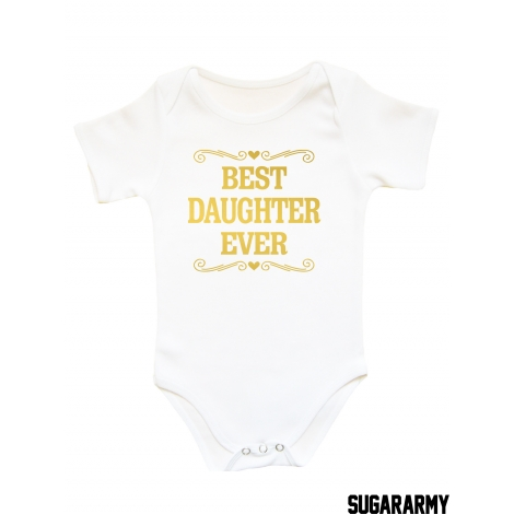 Best Daughter Ever bodysuit