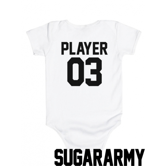 PLAYER 03 Bodysuit