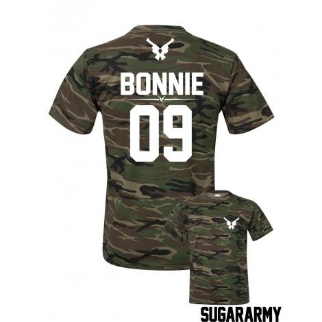 BONNIE t-shirt ★ the CAMO COLLECTION ★