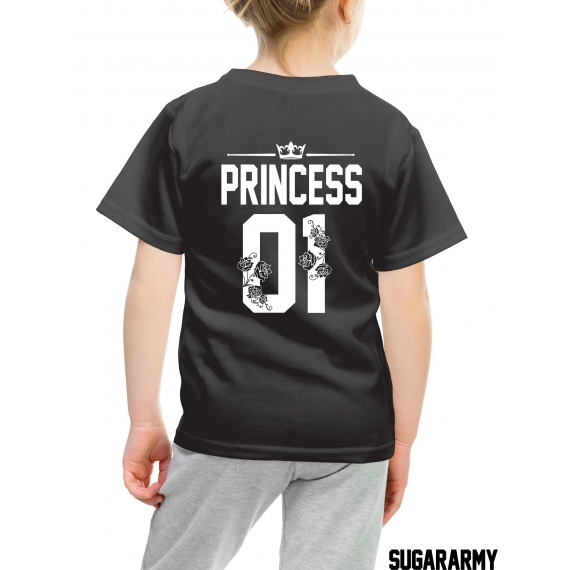 Princess 01 girl t-shirt THE ROYALTY COLLECTION