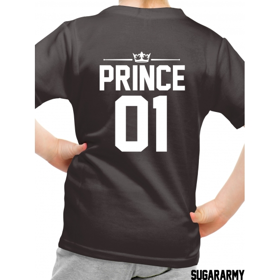 Prince 01 kid t-shirt THE ROAYLTY COLLECTION